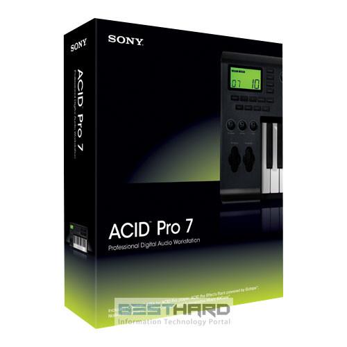 Acid pro 7 software inspirasi anda seperti itu