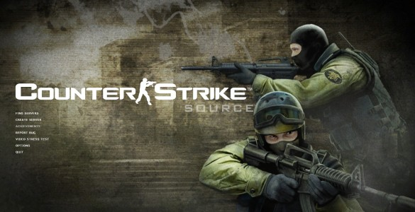 консоль в counter strike