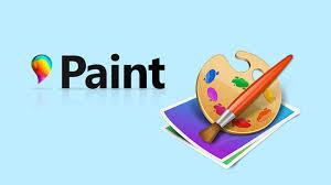 Как соединить две фотографии в Paint