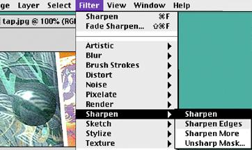 Фильтры в Adobe Photoshop