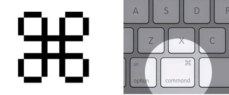 Как копировать на макбуке?