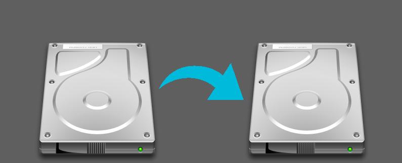 Как переместить программы с диска С на диск D