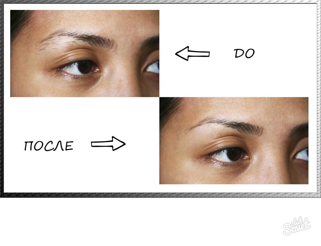 Как в Фотошопе убрать волосы с лица
