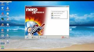 Как создавать образы с помощью Nero