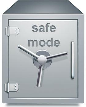 Как выйти из безопасного режима компьютера