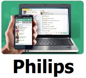 Как подключить к компьютеру Philips xenium
