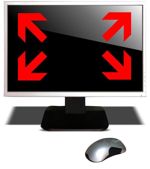 Как открыть видео на весь экран