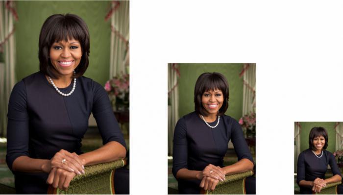 Как увеличить фото в «Фотошопе» без потери качества