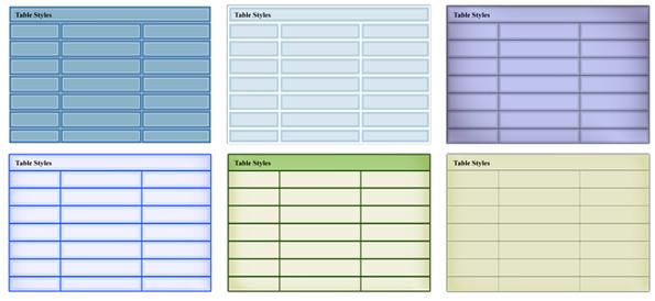 Как в Фотошопе создать таблицу
