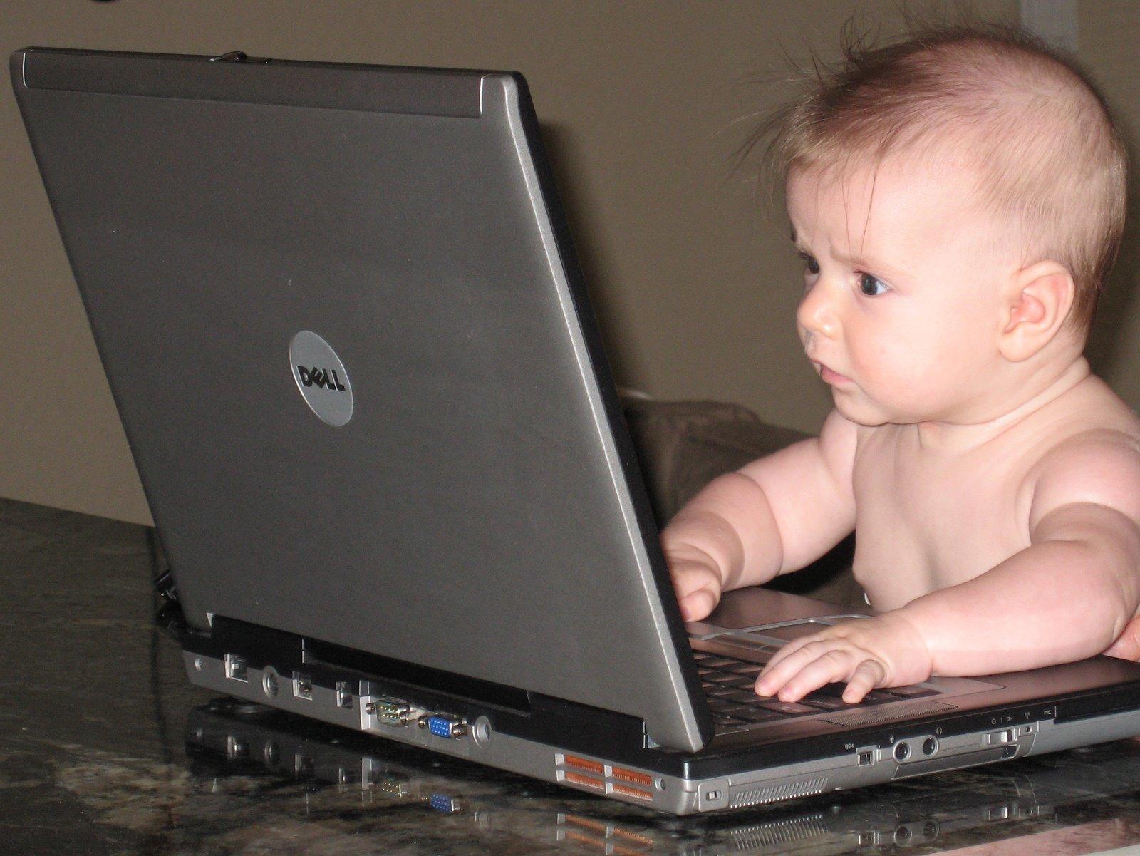 Как заблокировать компьютер от ребенка