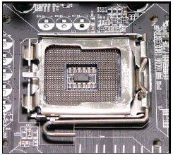 Как установить процессор