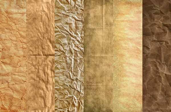 Как создать текстуру бумаги?