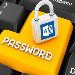 Как установить пароль на документ в формате Word?