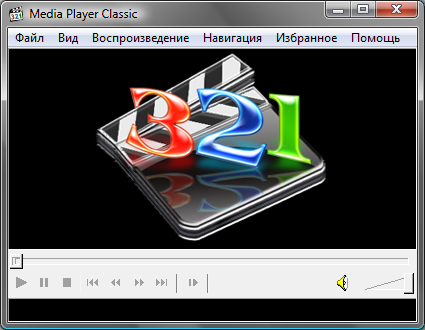 Скриншот Media Player Classic (MPC) RUS 6.4.9.1.114