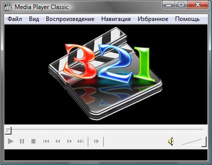 Скриншот Media Player Classic (MPC) RUS 6.4.9.1.114