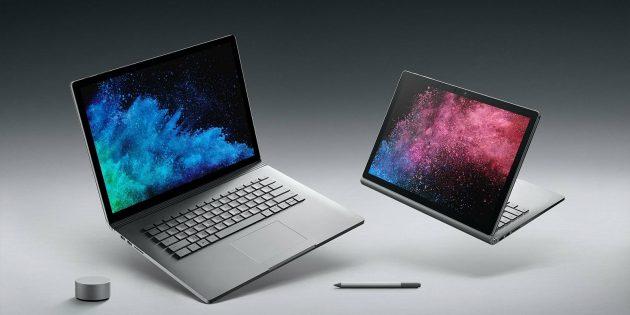 Необычный дизайн ноутбука