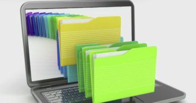 Как рационально хранить файлы на жестком диске