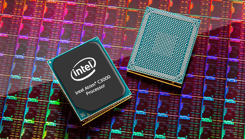 Процессор Intel Atom C3000