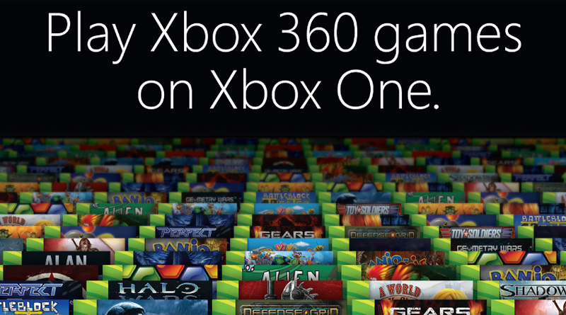 Игры Xbox 360 для Xbox One