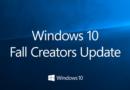 ВИДЕО: Обновление Windows-10 Fall Creators Update
