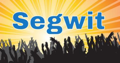Изменения размеров блока SegWit