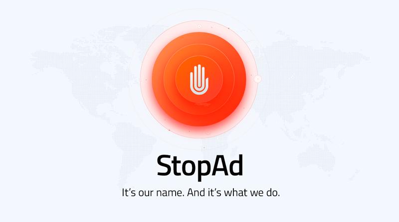 StopAd - приложение для блокировки рекламы