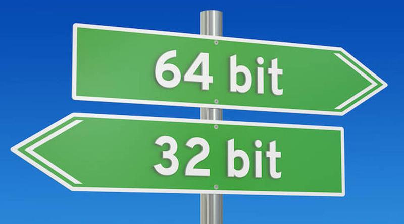 32-битные системы канут в прошлое