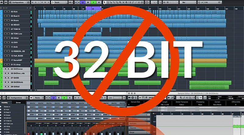 NVIDIA отказывается от поддержки 32-битных систем