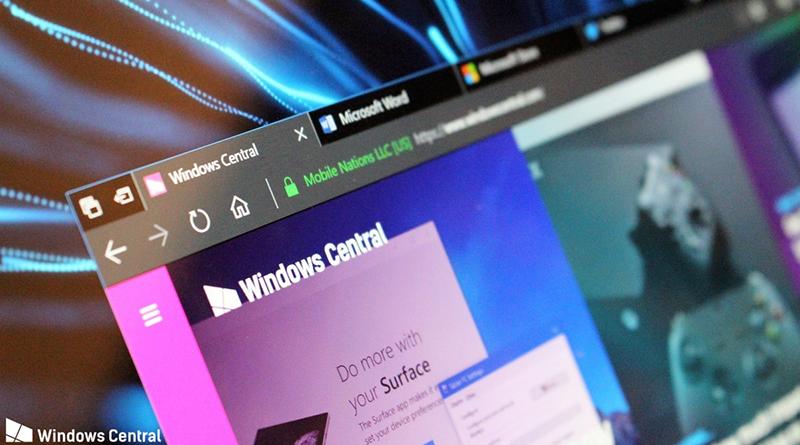 Новая функция Sets для Windows 10