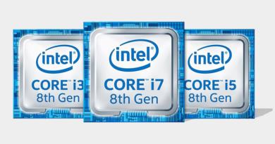 8-е поколение Intel-Core