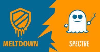 Угрозы Meltdown и Spectre