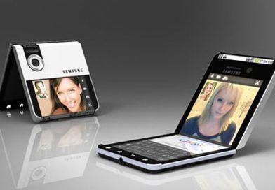 Компания Samsung показала сгибаемые смартфоны