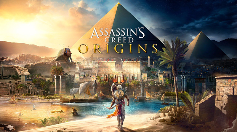 Выход Assassin's Creed «Origins»