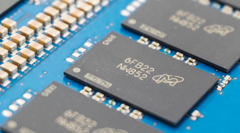 Совместная разработка памяти NAND Intel и Micron