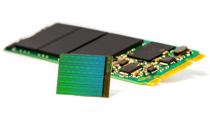 Создание и внедрение технологии 3D NAND