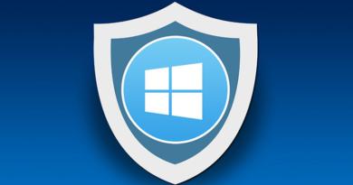 Ужесточение методов работы встроенного защитника Windows Defender