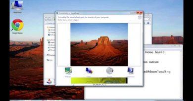 Как установить слайд-шоу в качестве обоев в Windows