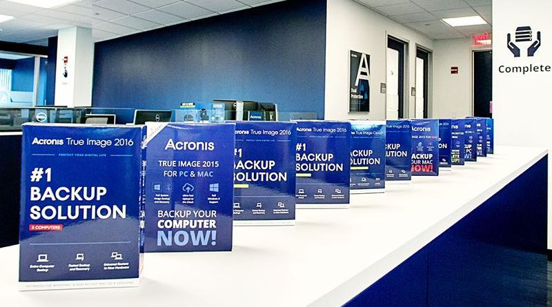 Программное обеспечение Acronis