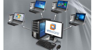 Как создавать виртуальную машину VMware vSphere