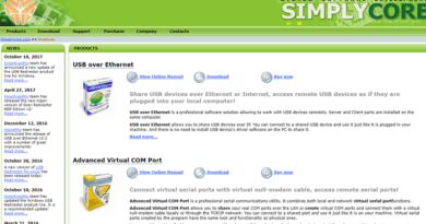 SimplyCore: узкоспециализированное ПО для систем и сетей