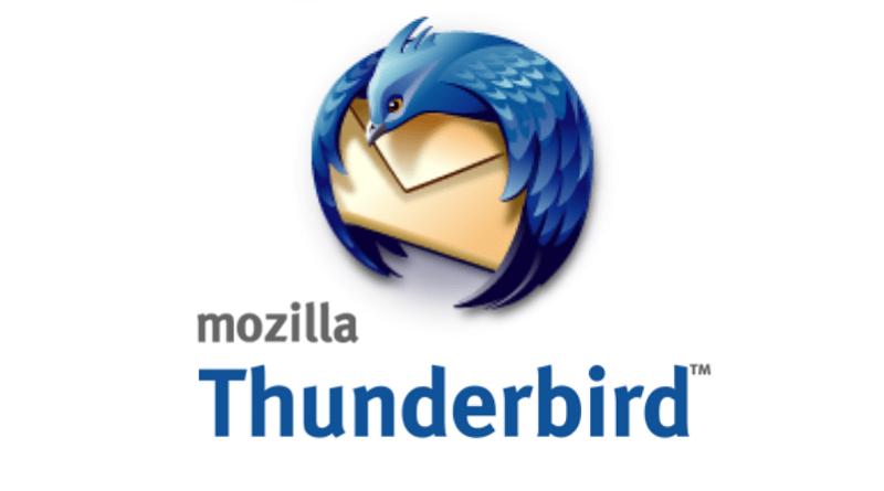 Как восстановить входящие письма в mozilla thunderbird