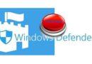 Как выполнить отключение Защитника Windows 10