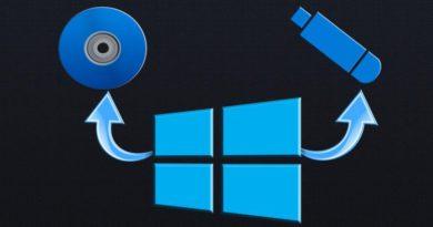 Как создать образ диска в Windows 7 и 8