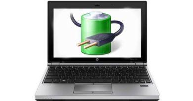 Причины быстрого разряда батареи ноутбука. Программы и драйверы управления