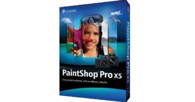 Особенности работы с Corel PaintShop Pro X5