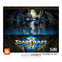Starcraft II: Legacy Of The Void [PC, Jewel, русская версия] [1CSC20001802]