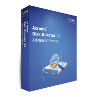Acronis Disk Director 11 Advanced Server incl. AAS ESD
