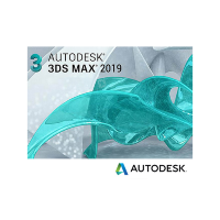 3ds Max 2019 Commercial New Single-user ELD 2-Year Subscription [128K1-WW2438-T436]