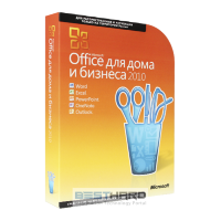 Microsoft Office 2010 Home and Business PKC Microcase [T5D-00704]