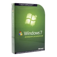 Microsoft Windows 7 Home Premium SP1 (x32/x64) BOX [GFC-02398]